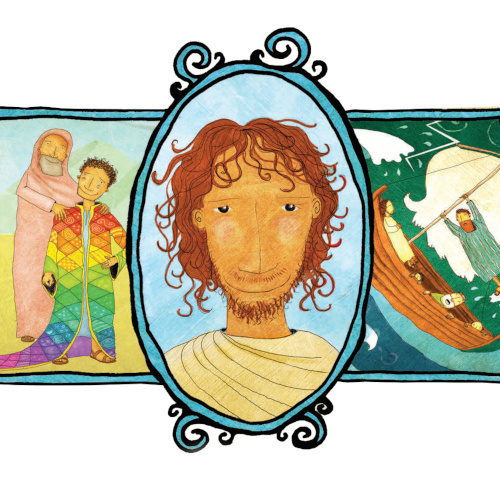 Jesus Storybook Bible logo for Stripe